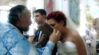 видеосъемка венчание
