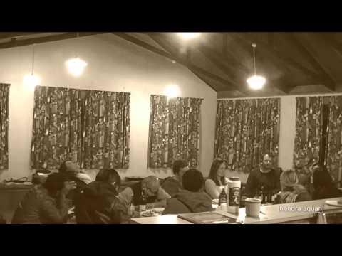 Waiuta Lodge: Mysterious Lamp