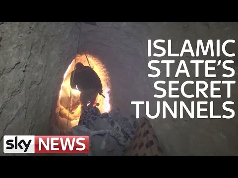 Secret Underground Islamic