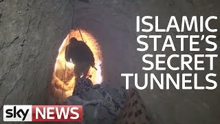 Secret Underground Islamic State Tunnels Discovered