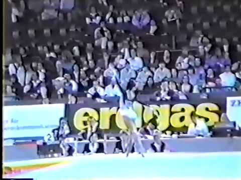 1989 World Gymnastics Championships - Women's Compulsories, Session 1