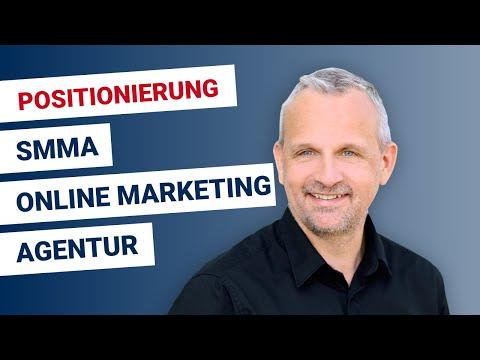 Positionierung als Online