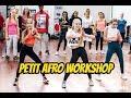 Choreo By Petit Afro ||  Song - Djsleyabove - Vem Cá || HRNWORKSHOPS AMJ4