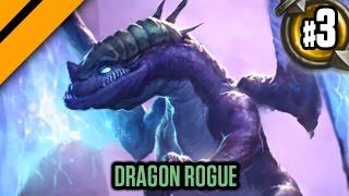 Day[9] HearthStone Decktacular #288 - Dragon Rogue P3