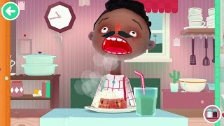 Toca Kitchen 2 iPhone Gameplay #2