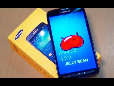 Samsung Galaxy S4 ACTIVE Unboxing!