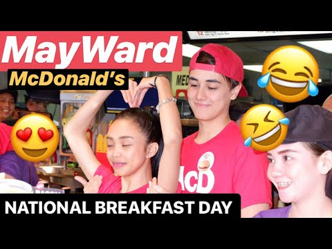 KILIG | MAYWARD Behind-the-Scenes and Interview +  KaladKaren for McDonald's NATIONAL BREAKFAST DAY