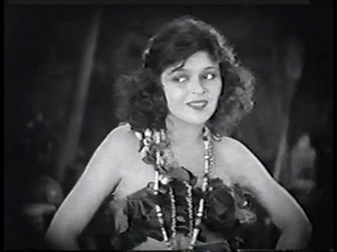 """The Idol Dancer"" (1920) director D. W. Griffith, cinematographer Billy Bitzer"