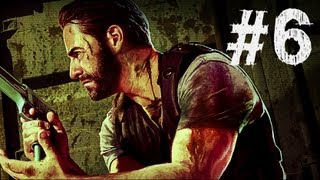 Max Payne 3 - Gameplay Walkthrough - Part 6 - STADIUM SNIPER (Xbox 360/PS3/PC) [HD]