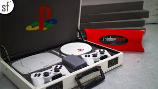 PSOne Custom Case and MORE! - Shadow Foam Creations