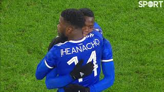 Spartak Moscow 3-4 Leicester City