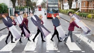 Official Parody : One Direction - One Way Or Another (Teenage Kicks)