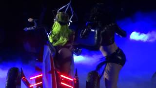 Lady Gaga Heavy Metal Lover Live Montreal 2013 HD 1080P