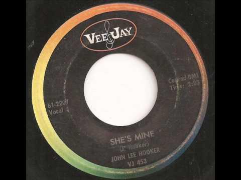 John Lee Hooker - She's Mine