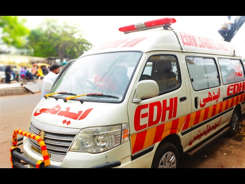 Government looks away from Edhi foundation | 24 News HD