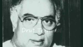 Raag Bilaskhani Todi -by Ustad Munawar Ali Khan