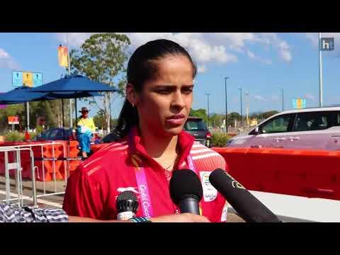 Saina Nehwal wins gold