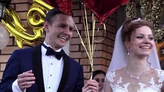 Сербская свадьба в Москве | видеосъемка свадьбы