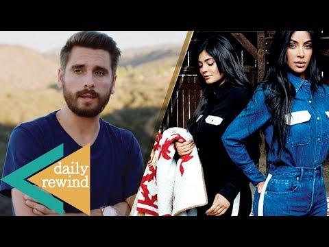 Kylie Jenner's SUSPICIOUS Underwear Ad, Scott Disick SCARES Kourtney Kardashian -DR
