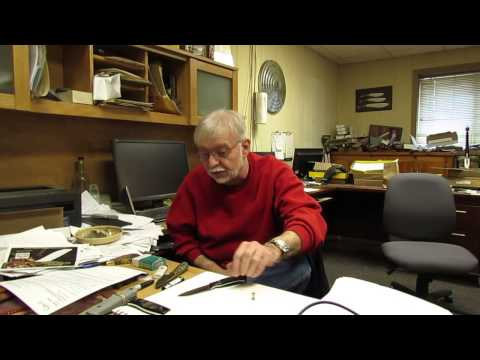 Escanaba Trip 2.0:  Interview with Mike Stewart of Bark River Knives