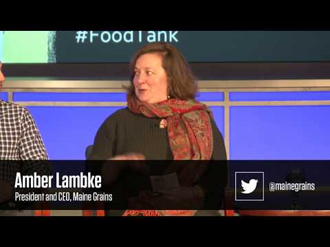 Building Innovative Food and Agriculture Alliances (Conversation at the 2018 Food Tank DC Summit)