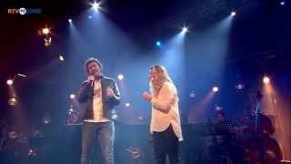 Jan Henk de Groot en Iris Rijnsewijn - Dont give up [Live @ Nacht van Noord 2014] - RTV Noord