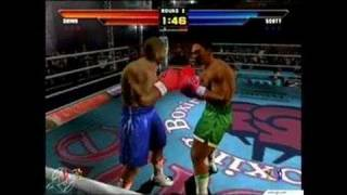 Mike Tyson Heavyweight Boxing Xbox Gameplay_2002_03_08_5