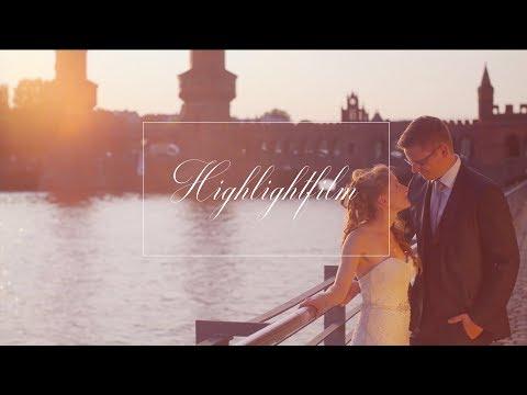 Die Hipsterhochzeit: Hochzeit im Botanischen Garten [4K]