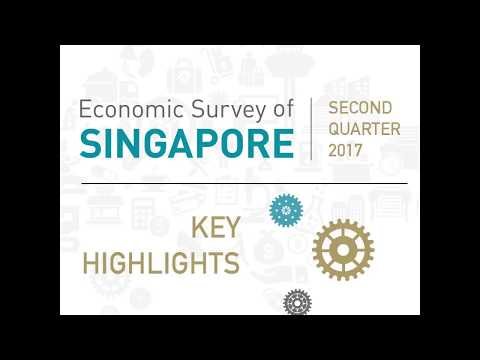 The Economic Survey of Singapore: Q2 2017