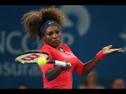 2013 Brisbane International Quarterfinal WTA Highlights