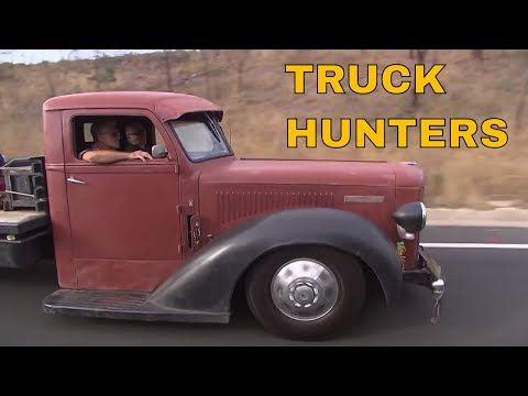 Truck Hunters Pilot Ep 1 Rat Rods On Steroids!