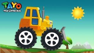 [Tayo Repair Game] #09 Billy the Bulldozer