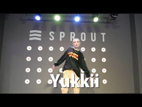 SPROUT無料オンラインダンスレッスン / yukkii 見本動画 / HIPHOP