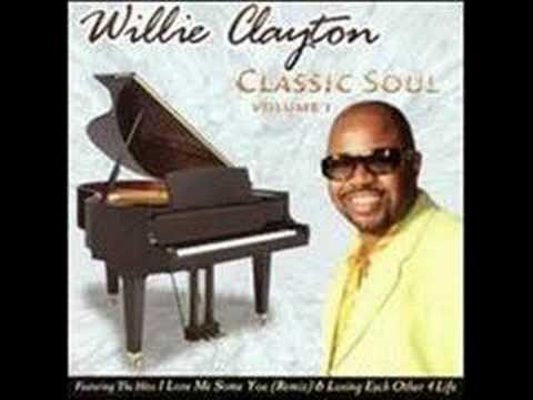 Willie Clayton-Party Like We Use To Do