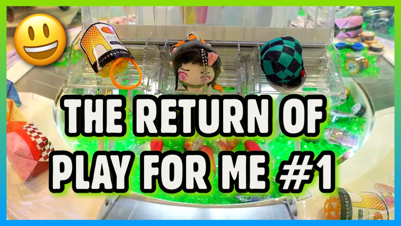 THE RETURN OF PLAY FOR ME #1