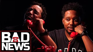 CP vs. Brent Taylor | Bad News | All Def