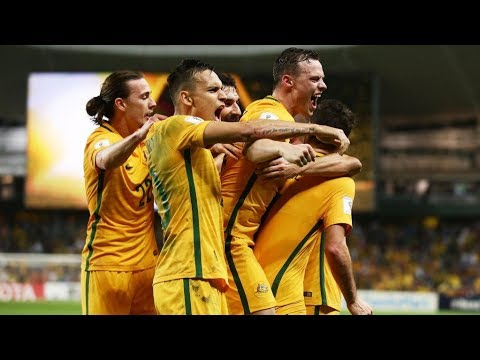 Australia vs United Arab Emirates - 2018 World Cup Qualifiers - FULL MATCH
