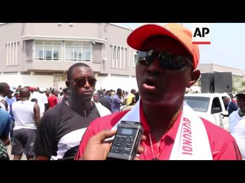 Burundi rally against plan to deploy UN police