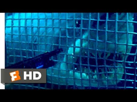 Deep Blue Sea - Smart Sharks Scene (2/10)   Movieclips