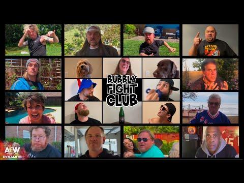 BUBBLY BUNCH FIGHT CLUB? | AEW DYNAMITE 4/29/20
