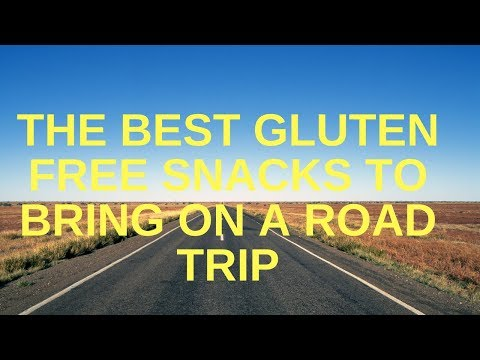 The Best Gluten Free Snacks to Bring on a Road Trip