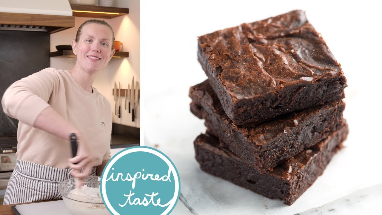 Chocolate Fudge Brownies Youtube