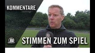 Die Stimmen zum Spiel | FC St. Pauli U17 - Eimsbütteler TV U17 (Halbfinale, Pokal)