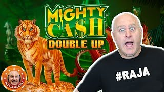 💰HIGH LIMIT MIGHTY WIN! 💰Mighty Cash Double Up PAYS OUT! 🎰