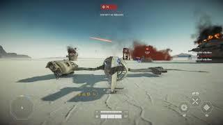 Saving Crait Again | Star Wars Battlefront 2
