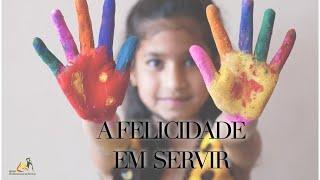 I Pedro 4 : 10 | A Felicidade em Servir | Rev. Rodrigo Soucedo
