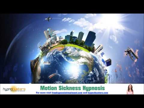 Motion Sickness Hypnosis | Travel Sickness Hypnotherapy