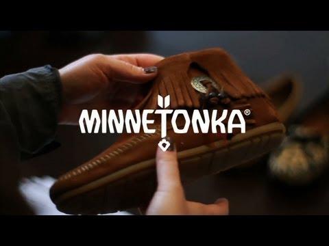 Minnetonka Moccasins - The Minnetonka Story