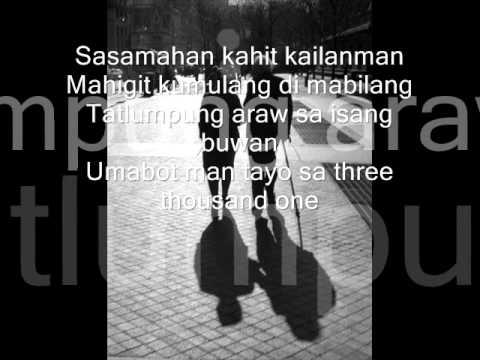Kasama Kang Tumanda by Toni Gonzaga