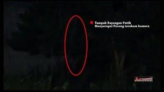 Sesosok Makhluk Gaib tertangkap Kamera di Villa Angker
